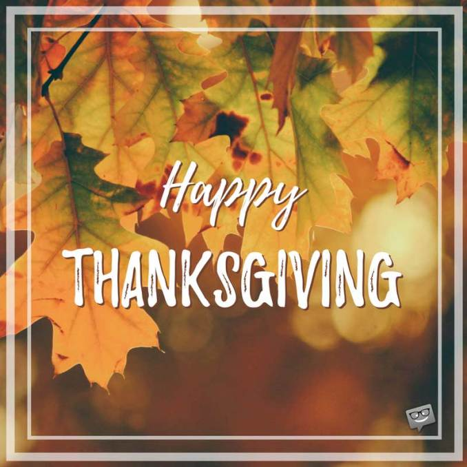 Happy Thanksgiving Wishes for Everyone | 55 Messages of Real Gratitude