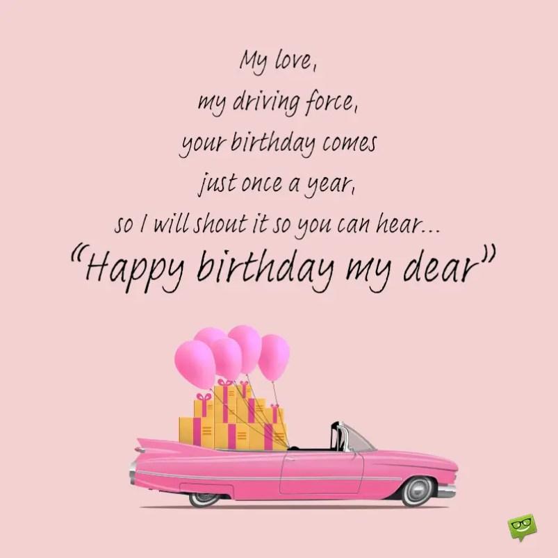 Happy Birthday Poems | Wishes that Rime