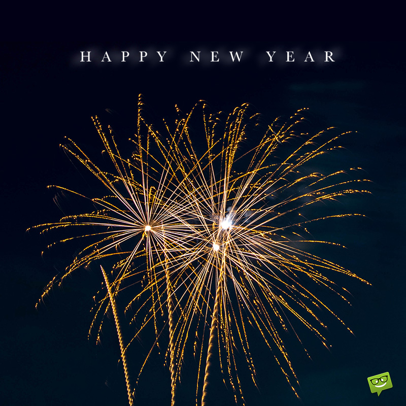 136 Happy New Year Wishes With Good Will And Luck