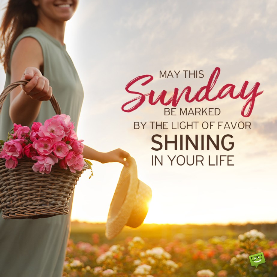 Sunday Morning Blessings | A Day of Meditation