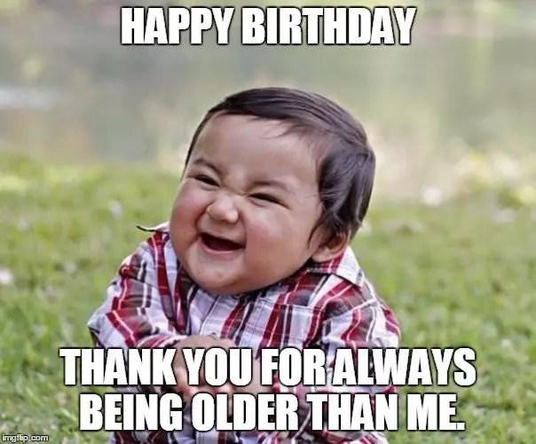 Top 200 Original And Funny Happy Birthday Memes