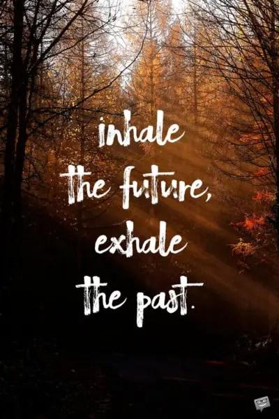 Future Exhale Artwork Past Inhale