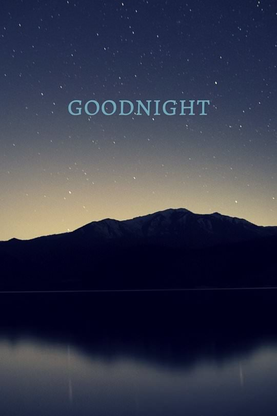 15 Goodnight Images