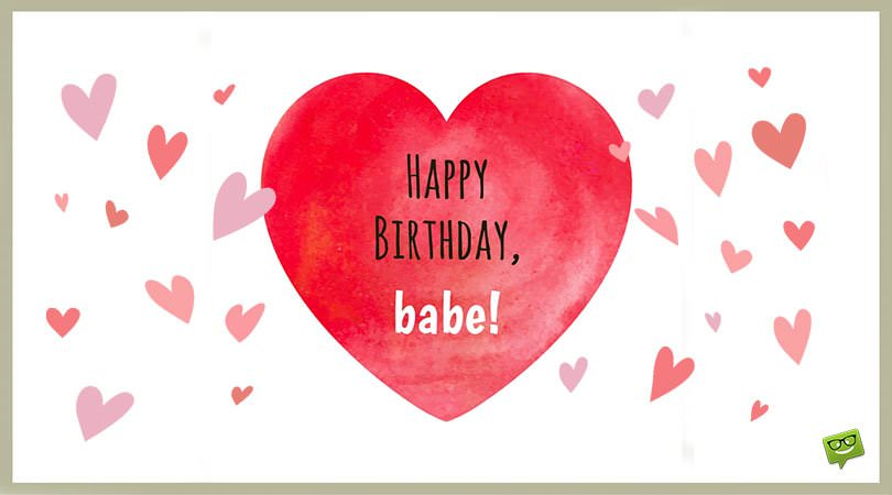 Thing Called Love Romantic Birthday Wishes For Boyfriends
