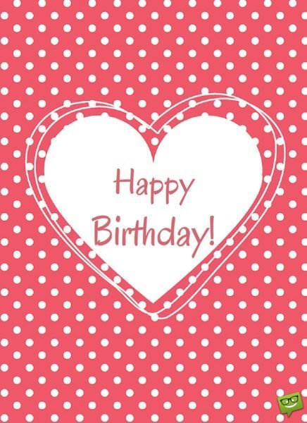 Cute Birthday Images For Your Lover