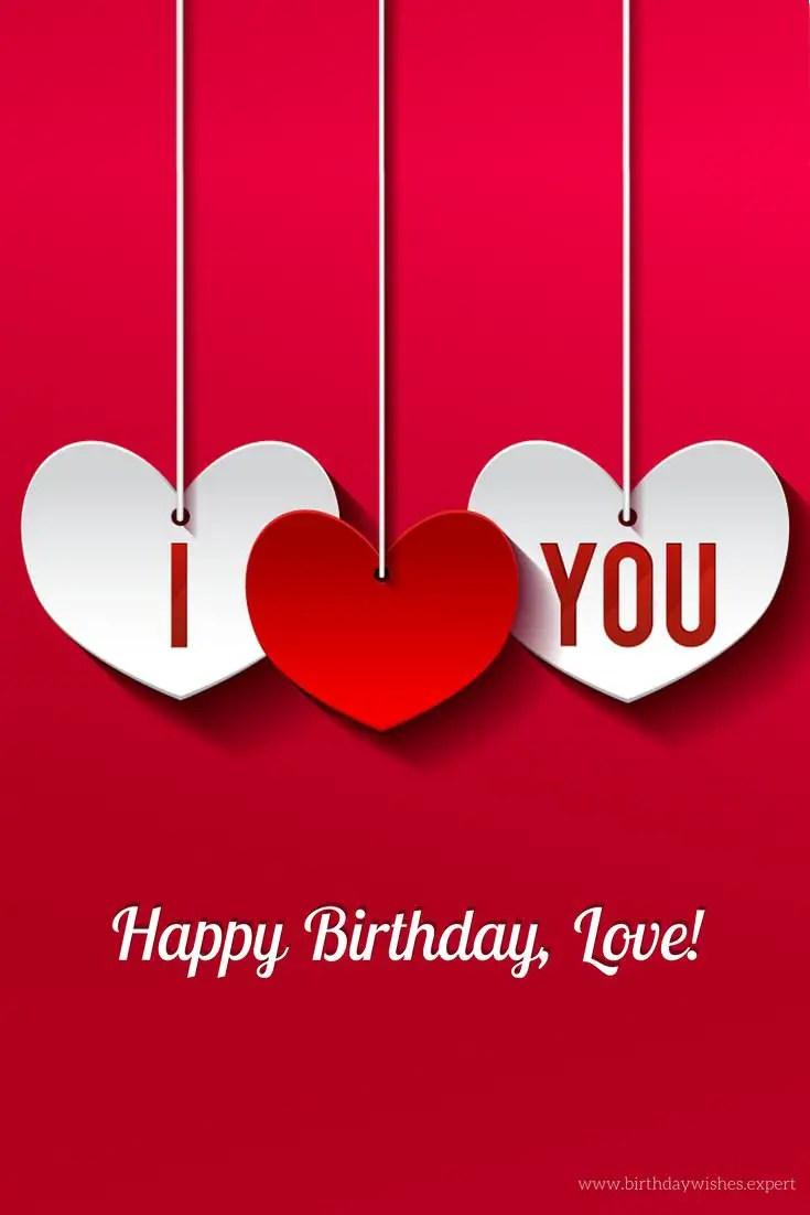 Happy Birthday Ideas Happy Birthday Love Quotes For Him Or Her Happy Birthday
