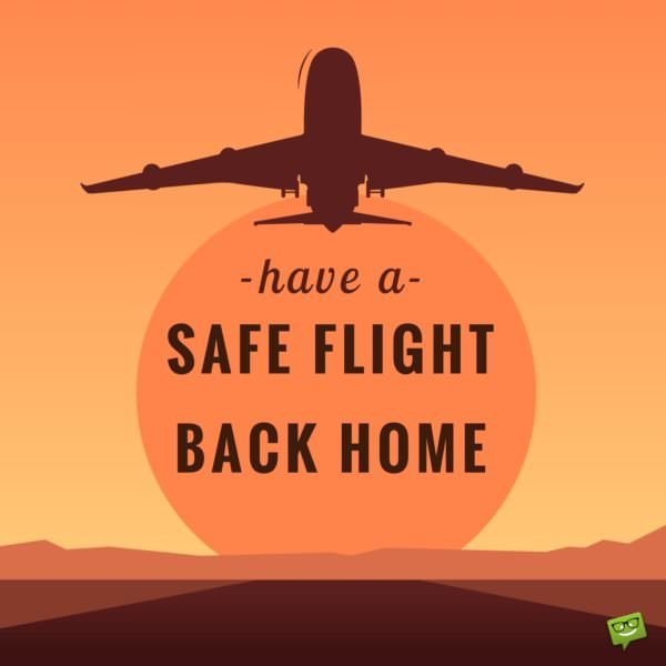 50 Safe Journey Wishes To Inspire The Best Flights And