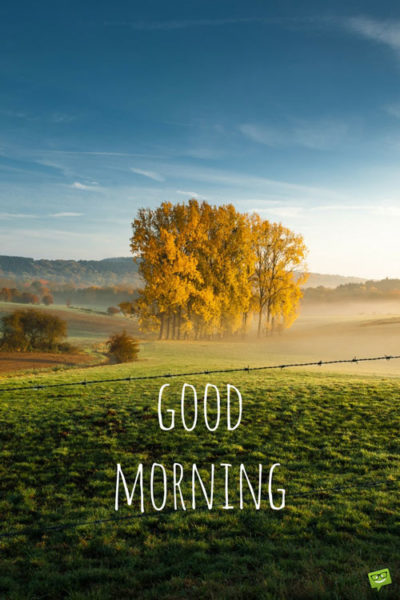 Fresh Inspirational Good Morning Quotes For The Day Part 9