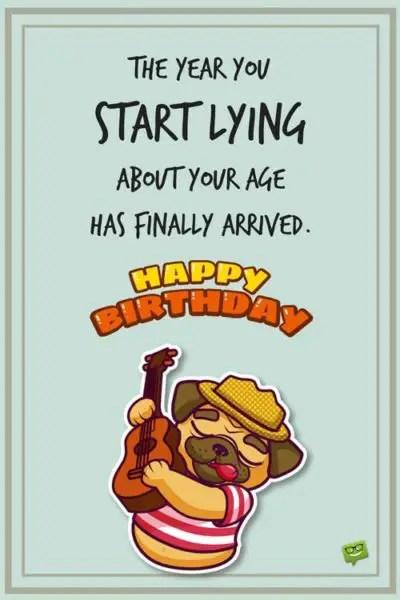 Short Funny Birthday Jokes