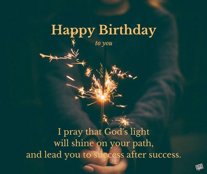 Birthday Prayers For Your Boyfriend