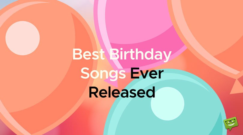 Best Birthday Songs Ever It S My Party I Ll Cry If I Want To