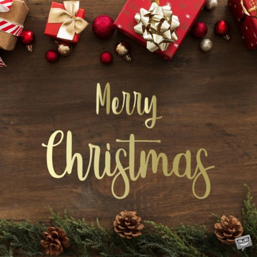 Merry Christmas Wishes For All