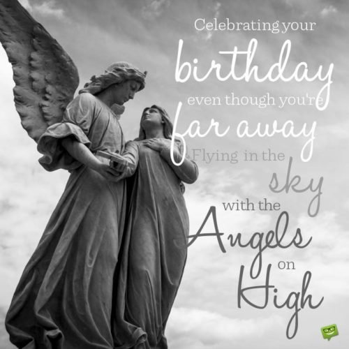 Happy Birthday In Heaven 50 Wishes For A Deceased Loved One