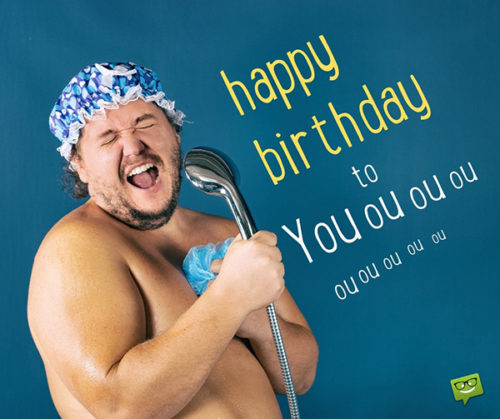Funny Happy Birthday Images Smile It S Your Birthday