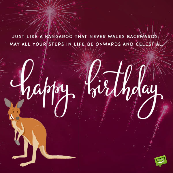 Birthday Celebration In Australia Funny Birthday Wishes