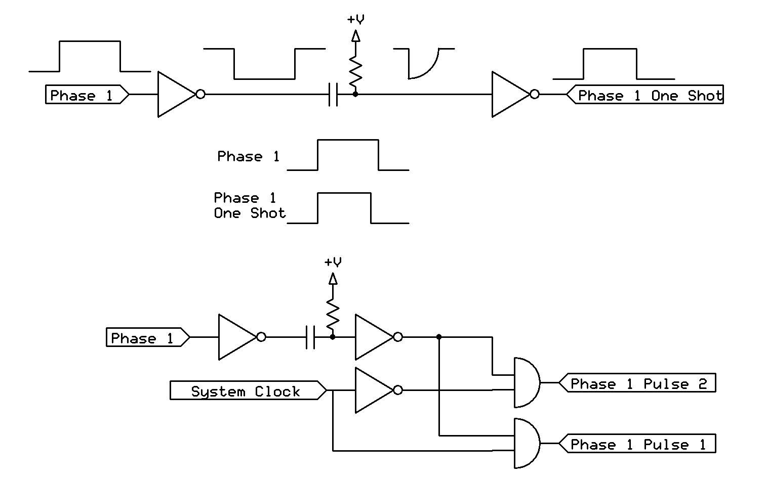 Single Pulse Generator Circuit Opticalpulsegeneratorcircuitdiagramgif
