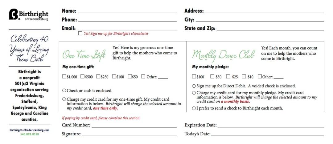 donationenvelope