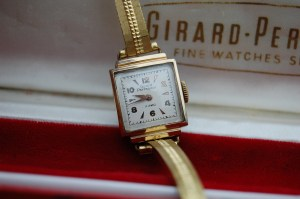 c1955 Girard Perregaux ladies cocktail watch