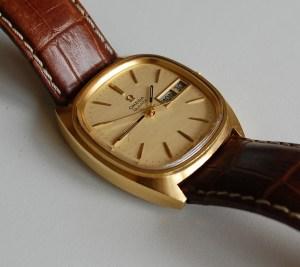 1975 Omega Quartz men's watch