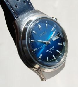 1975 Seiko Bell-Matic alarm watch