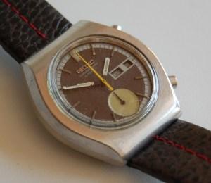 1974 Seiko 6139 8020 Chronograph