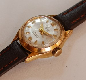 c1965 Mondaine ladies automatic