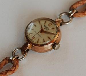 c1960 Exactus ladies manual wind watch