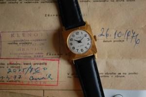 1976 Slava USSR ladies manual wind watch