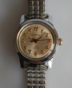 1974 Caravelle Ladies watch