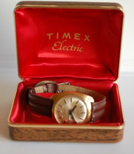 1980 Timex men's electric watch