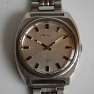 1971 Seiko 7000-8010 manual wind watch