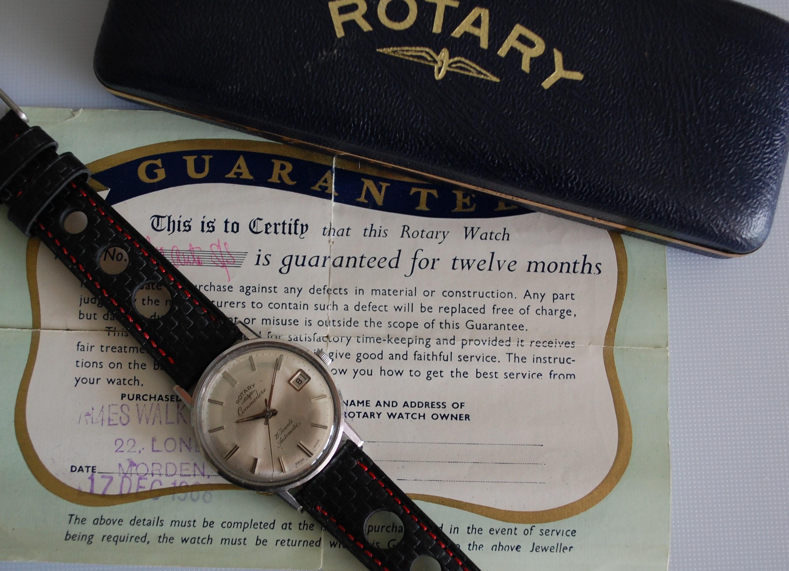 rotary часы фото видео инструкция