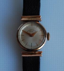 1963 Favre-Lueba 9ct gold ladies watch