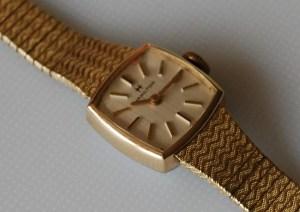 1972 Hamilton ladies bracelet watch