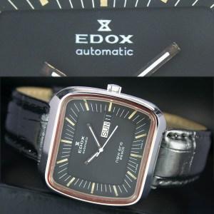 c1974 Edox New Era