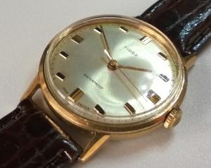 1968 Timex men's manual watch