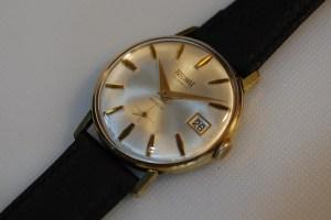 c1963 Precimax manual wind men's watch