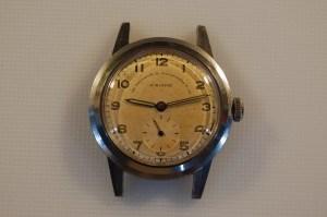 1949 P Buhre sub seconds men's watch