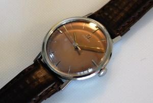 1968 Omega men's dress watch