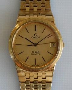 1979 Omega De Ville quartz men's watch