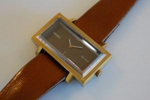 1971 Omega de Ville oblong watch