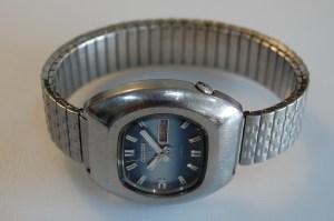 1972 Citizen automatic TV dial men's watch