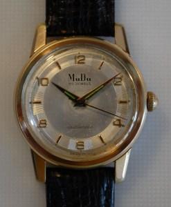 c1962 MuDu Doublematic 30 jewel