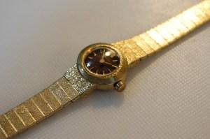 1970 Ladies Seiko 17-0240 with brown dial