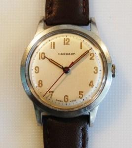 1961 Men's Garrard watch