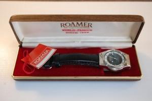 c1975 Roamer Super, with box and hang tag