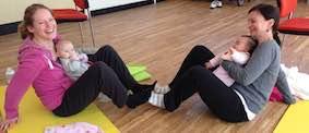 birthzang mum baby yoga reading 10