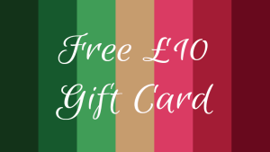 free ten pound gift card