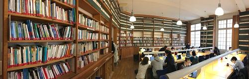 bibliotheque de geographie