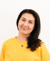 Indira Bekkoenova